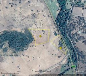 Site 8 location.